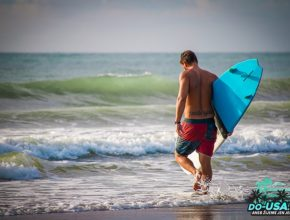 Florida je i rájem pro surfaře :-)
