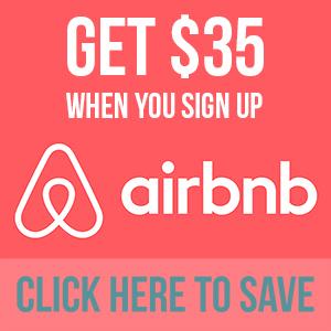 Získejte slevu 35 dolarů na ubytování na airbnb