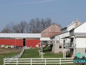 Žijí převážně na farmách :-)
