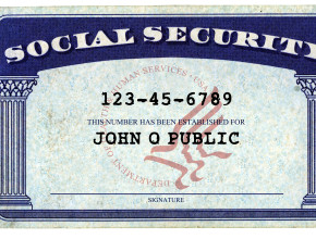 Social security number :-)