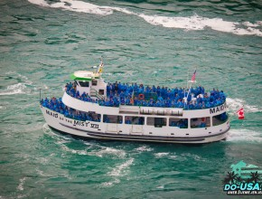 Maid of the mist :-)