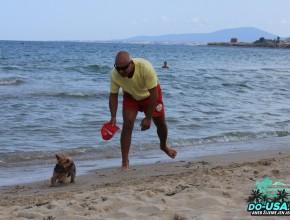 Plážové radovánky v Bulharsku :D