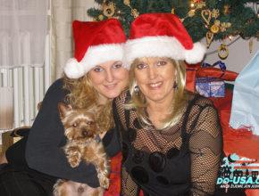 Vánoce jsme měly vždycky super :-)