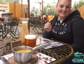 Klentnice - kavárna fara. Úžasný místo :-)